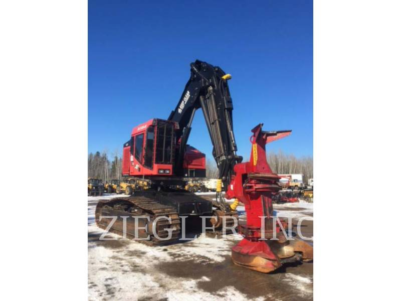 TIMBERPRO FORESTAL - TALADORES APILADORES - DE CADENAS TL735B equipment  photo 1