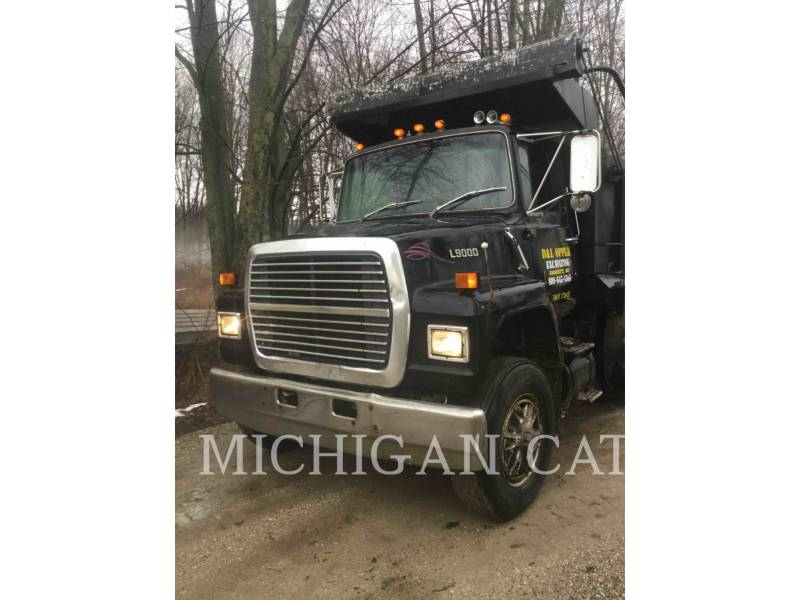 FORD TRUCK LKW L9000 equipment  photo 19