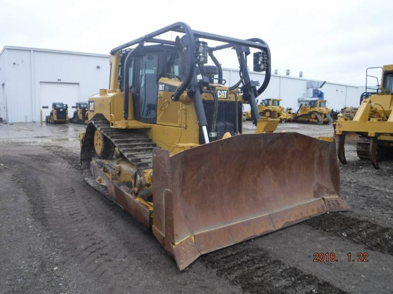 CATERPILLAR TRATTORI CINGOLATI D6TXW equipment  photo 2
