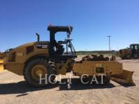 CATERPILLAR VIBRATORY SINGLE DRUM ASPHALT CP56B equipment  photo 6