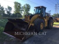 Equipment photo CATERPILLAR 980K LC WHEEL LOADERS/INTEGRATED TOOLCARRIERS 1