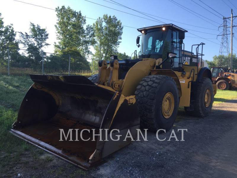 CATERPILLAR WHEEL LOADERS/INTEGRATED TOOLCARRIERS 980K LC equipment  photo 1