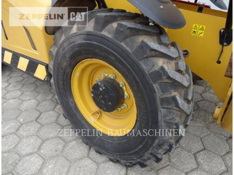 CATERPILLAR TELEHANDLER TH417CGC equipment  photo 19