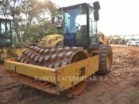 CATERPILLAR SOPORTE DE TAMBOR ÚNICO VIBRATORIO CP54B equipment  photo 7