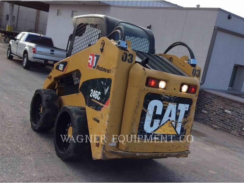 CATERPILLAR スキッド・ステア・ローダ 246C equipment  photo 14