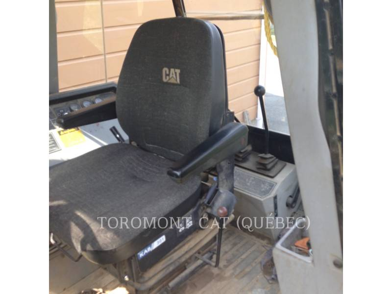 CATERPILLAR BACKHOE LOADERS 416B equipment  photo 15