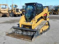 CATERPILLAR MULTI TERRAIN LOADERS 259D AQ equipment  photo 1