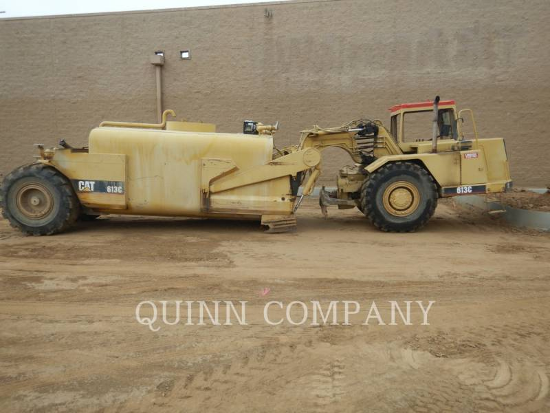 CATERPILLAR WHEEL TRACTOR SCRAPERS 613C WW equipment  photo 3