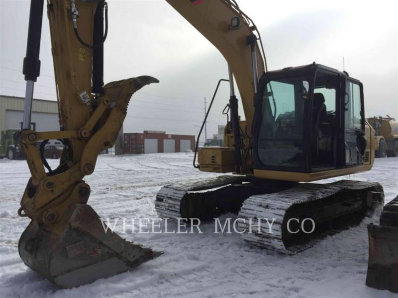 CATERPILLAR TRACK EXCAVATORS 313F GC TH equipment  photo 3