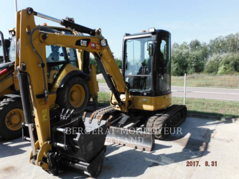 CATERPILLAR TRACK EXCAVATORS 304ECR equipment  photo 2