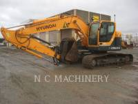 Equipment photo HYUNDAI 235LCR-9 TRACK EXCAVATORS 1
