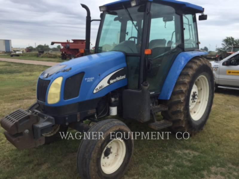 NEW HOLLAND LTD. TRACTORES AGRÍCOLAS TL90 equipment  photo 1