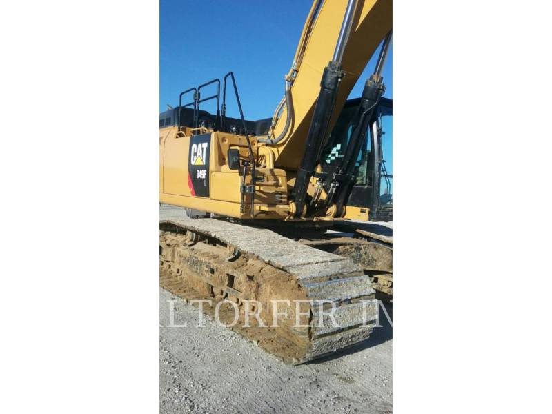 CATERPILLAR トラック油圧ショベル 349FL equipment  photo 3