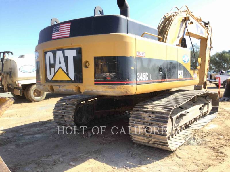 CATERPILLAR トラック油圧ショベル 345CL equipment  photo 5
