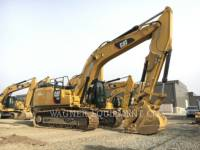 CATERPILLAR TRACK EXCAVATORS 336FL THB equipment  photo 4