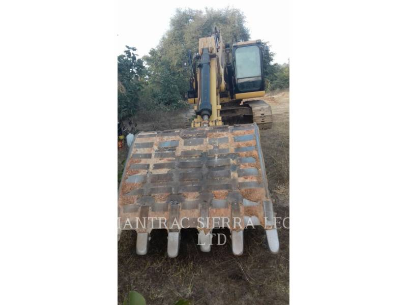CATERPILLAR TRACK EXCAVATORS 320 D equipment  photo 6