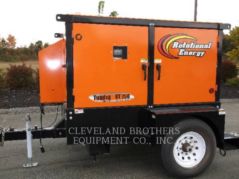 MISCELLANEOUS MFGRS HVAC: HEATING, VENTILATION, AND AIR CONDITIONING RT750 equipment  photo 1