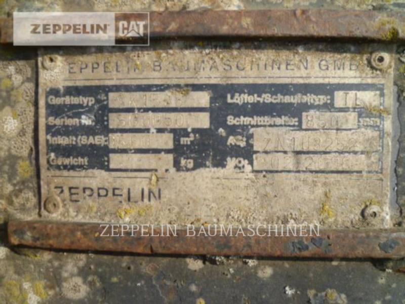 ZEPPELIN OTROS TL 850 NADO  SK15/6 equipment  photo 2