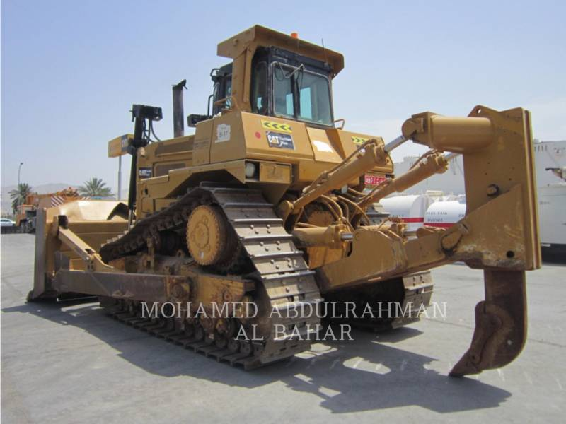 CATERPILLAR TRACTORES DE CADENAS D9RLRC equipment  photo 3