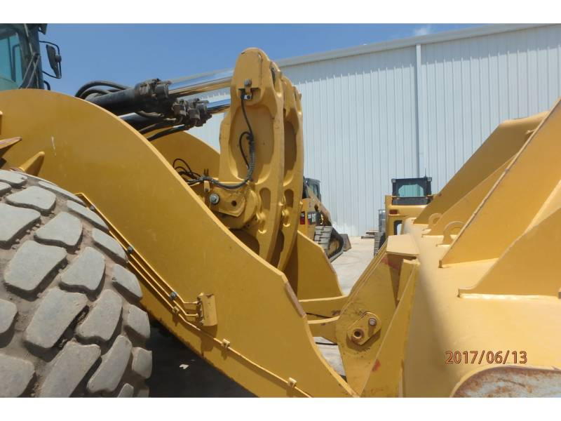 CATERPILLAR WHEEL LOADERS/INTEGRATED TOOLCARRIERS 982M equipment  photo 7