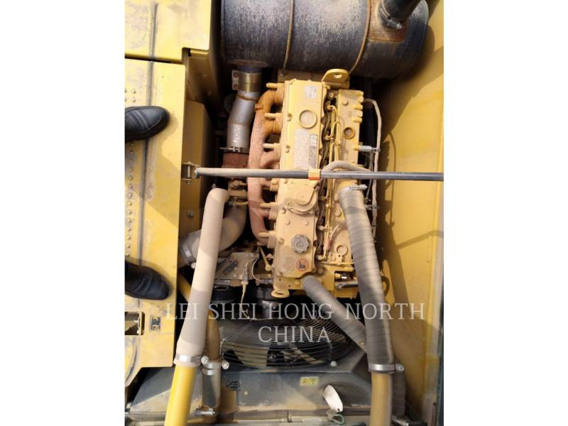 CATERPILLAR KETTEN-HYDRAULIKBAGGER 320D equipment  photo 4