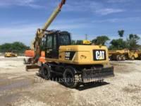 CATERPILLAR EXCAVADORAS DE RUEDAS M316D equipment  photo 4