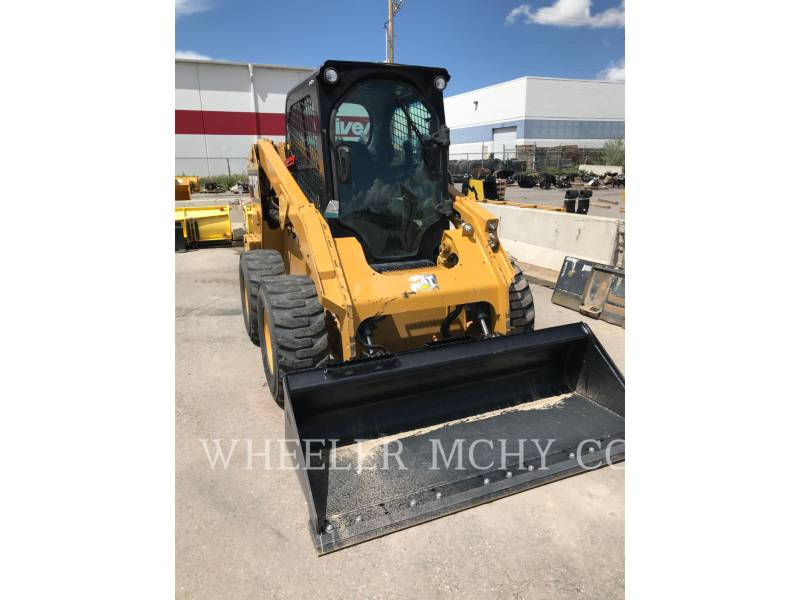CATERPILLAR SKID STEER LOADERS 246D C3 2S equipment  photo 1