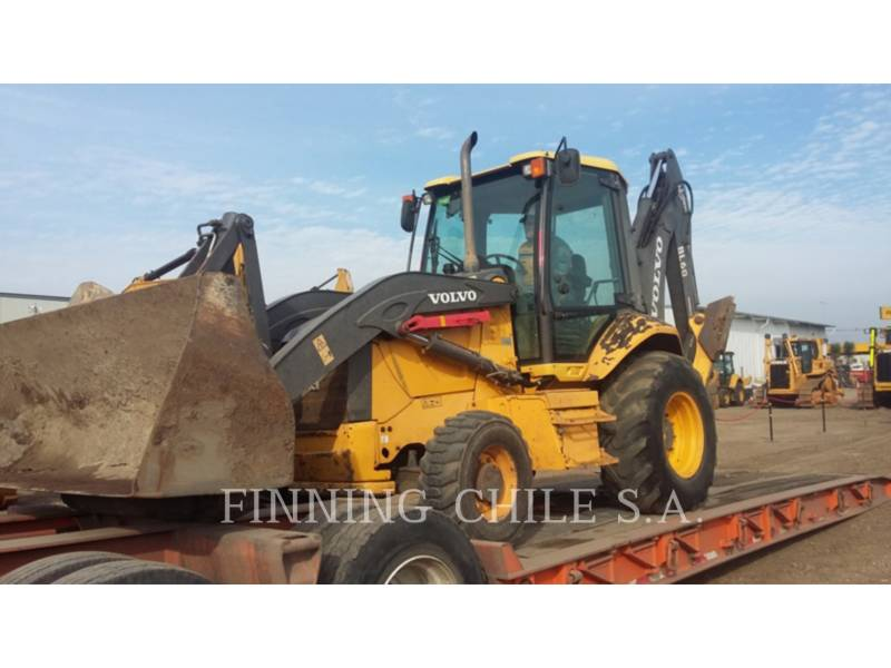 VOLVO BACKHOE LOADERS BL60 equipment  photo 1