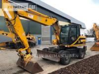 Equipment photo JCB JS160W WHEEL EXCAVATORS 1