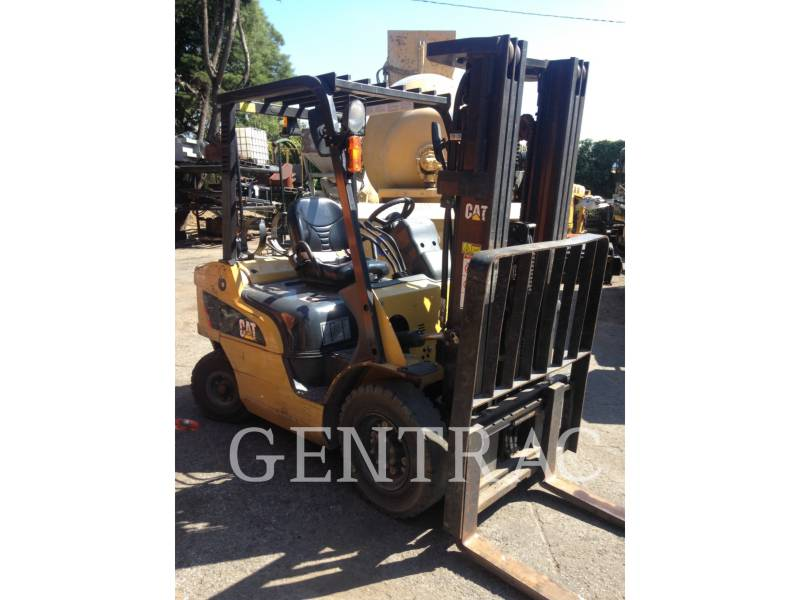 MITSUBISHI CATERPILLAR FORKLIFT FORKLIFTS GP25NM3 equipment  photo 3