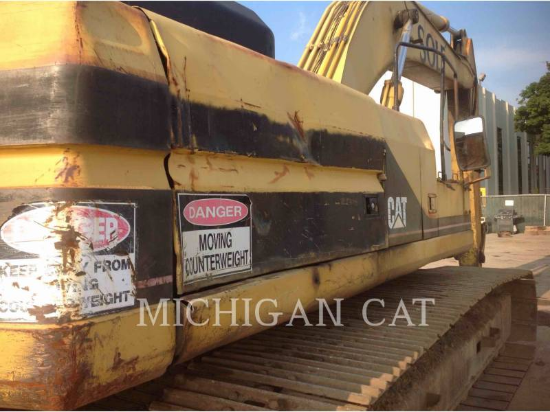CATERPILLAR TRACK EXCAVATORS 330L equipment  photo 14