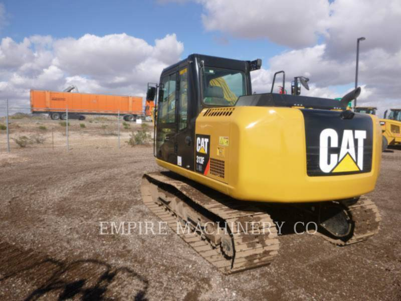 CATERPILLAR EXCAVADORAS DE CADENAS 313FL GC P equipment  photo 3
