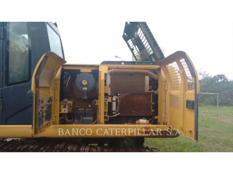 CATERPILLAR TRACK EXCAVATORS 320DL equipment  photo 12