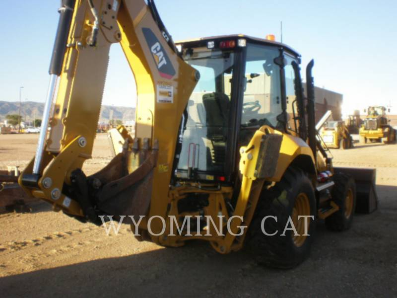 CATERPILLAR BACKHOE LOADERS 420F2IT equipment  photo 15