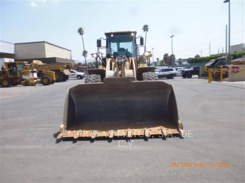 CATERPILLAR PALE GOMMATE/PALE GOMMATE MULTIUSO 950GC equipment  photo 3