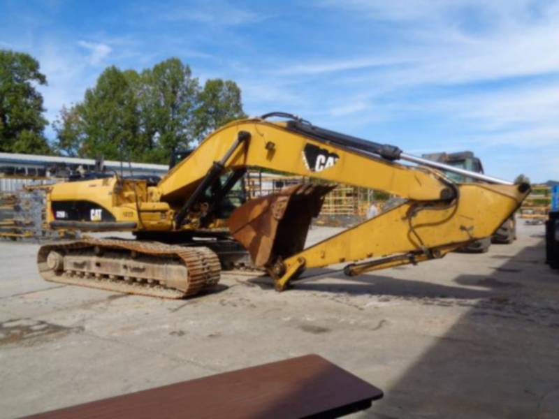 CATERPILLAR TRACK EXCAVATORS 329DL equipment  photo 3