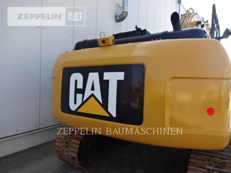 CATERPILLAR ESCAVATORI CINGOLATI 323D2L equipment  photo 7