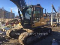 Equipment photo VOLVO CONSTRUCTION EQUIP BRASIL EC160 DL ESCAVATORI CINGOLATI 1