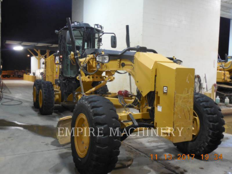 CATERPILLAR NIVELEUSES 12M3AWD equipment  photo 1