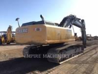 JOHN DEERE TRACK EXCAVATORS 350GLC equipment  photo 2