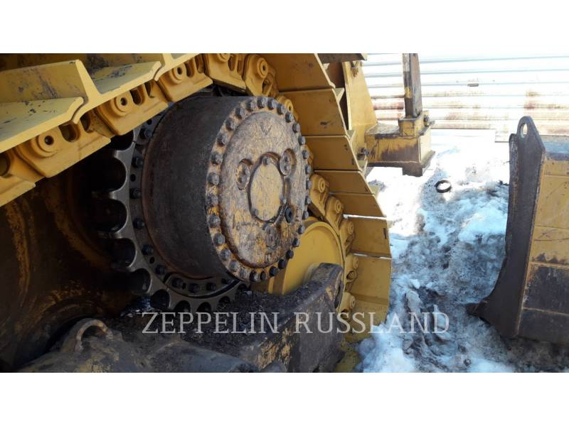 CATERPILLAR TRACTOREN OP RUPSBANDEN D7R equipment  photo 6