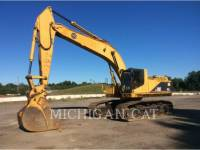 CATERPILLAR ESCAVATORI CINGOLATI 350L equipment  photo 1