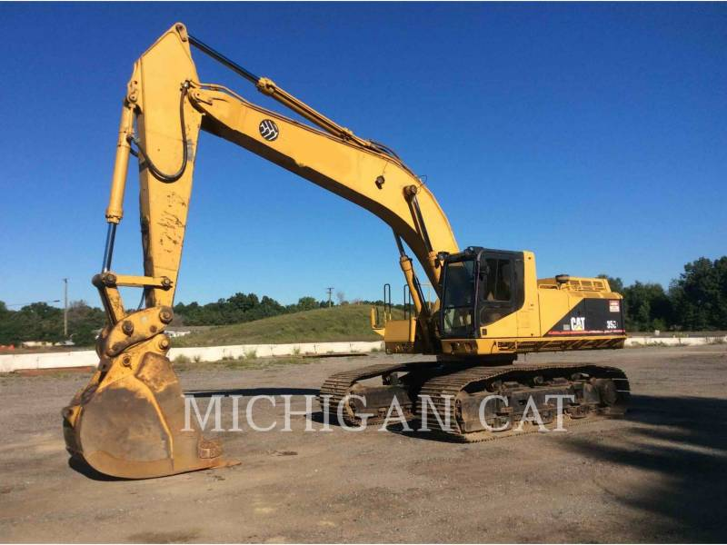 Caterpillar EXCAVATOARE PE ŞENILE 350L equipment  photo 1
