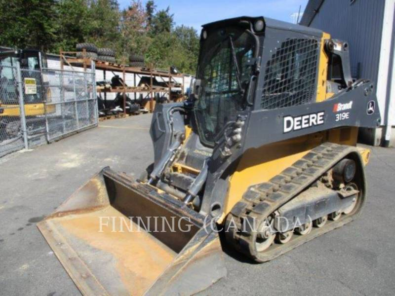 JOHN DEERE MULTI TERRAIN LOADERS 319 E equipment  photo 1