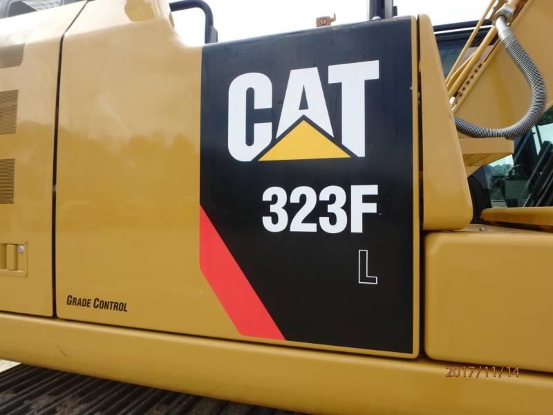 CATERPILLAR PELLES SUR CHAINES 323FL equipment  photo 20