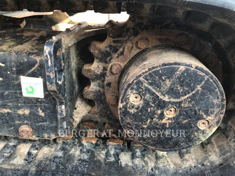 CATERPILLAR TRACK EXCAVATORS 305 D CR equipment  photo 13