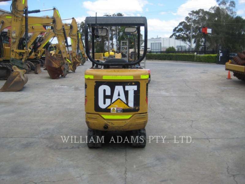 CATERPILLAR TRACK EXCAVATORS 301.6C equipment  photo 4