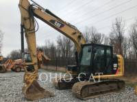CATERPILLAR KETTEN-HYDRAULIKBAGGER 312EL TC equipment  photo 1