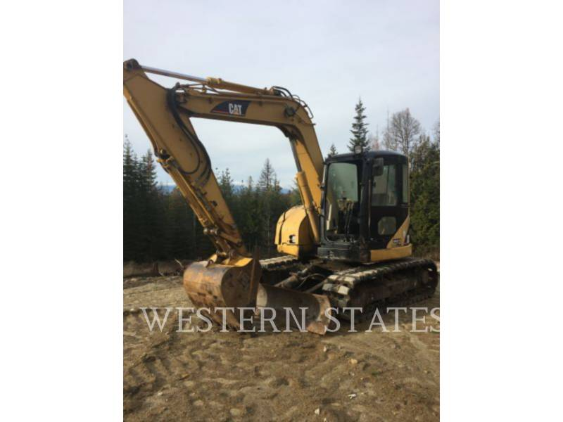 CATERPILLAR TRACK EXCAVATORS 308C equipment  photo 1