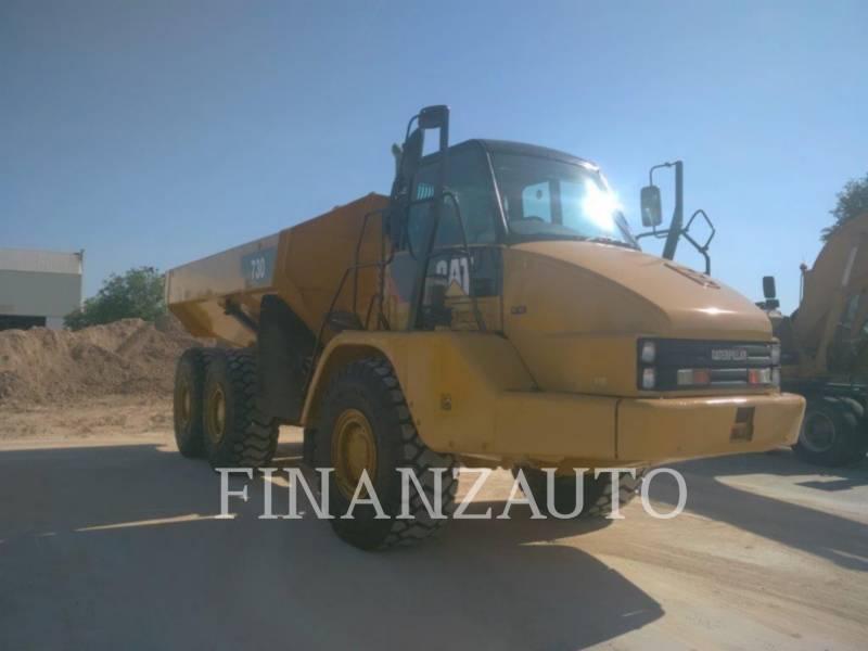 CATERPILLAR アーティキュレートトラック 730 equipment  photo 3